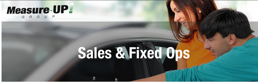 Measure Up Group Fixed-Ops Auto dealer Phone Training